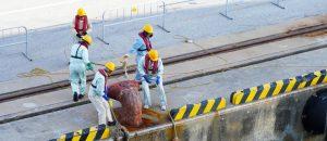 longshore workers