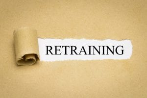 Retraining