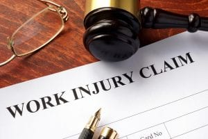 workers' injury claim form