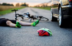 man incapacitated after bicycle accident